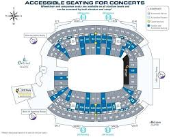 Kenny Chesney Seating Chart Cowboy Stadium Gillette Stadium Seating Map Gwestmedical Info