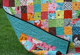 FITF: a flea market fancy quilt for some lucky baby | Film in the ... & As mentioned the other day, I used my favorite Flea Market Fancy line for  this cute little patchwork baby quilt. While I'm sad to see my stash  diminishing, ... Adamdwight.com