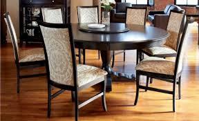 round dining room furniture. Image Of: Black Wood 42 Inch Round Dining Table Room Furniture