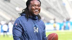 Melvin Ingram, former Chargers DE ...