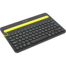 <b>Клавиатура Logitech Bluetooth Multi</b>-<b>Device Keyboard</b> K480