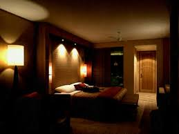 wardrobe lighting ideas. Romantic Bedroom Using Droped Led Lighting Over Bed Also Built In Wardrobe And Couches Modern To Ideas S