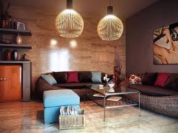 brilliant eclectic living room