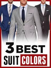 Mens Suit Colors Blue Vs Gray Vs Black Suits Which Is