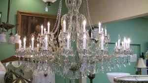 italian maria theresa crystal antique crystal chandelier