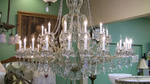 italian maria theresa crystal antique crystal chandelier