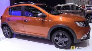 2017 Dacia Sandero Stepway - Exterior and Interior Walkaround ...