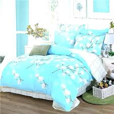 turquoise duvet cover dark teal king spring bedding ab side bed set covers nz