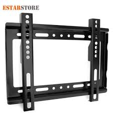 universal tv stand wall mount tv bracket holder for most 14 32 inch hdtv flat panel lcd plasma hdmi cables hdmi to rca from prudenco 21 61 dhgate com
