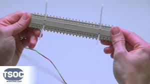 """how to terminate a bix 5a multiplying connector the tsocâ""""¢ minute how to terminate a bix 5a multiplying connector the tsocâ""""¢ minute ep 18"""
