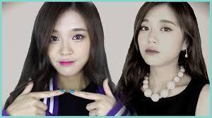 트와이스 쯔위 cheer up 메이크업 twice tzuyu makeup tutorial thefashionhob