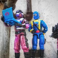 "Dustin McCoy on Instagram: ""A #Technoviper shows #CobraCommander the latest  cyber warfare developments. They call it #Ntwrk. #cobra… in 2020 | Cyber  warfare, Cyber, Warfare"
