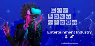 Advantages of Internet of Things in the Entertainment Industry - Hidden  Brains Blog