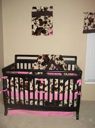 Cowgirl Crib Bedding- I made this for my daughter before she was born. She
