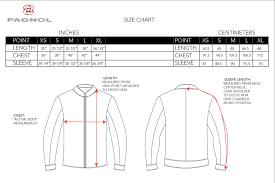 Tadashi Size Chart Pagnol Motor Pagnol Size Chart Journal