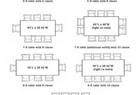 standard dining room table size. Standard Dining Room Table Size | Dimensions R
