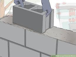 image titled lay concrete blocks step 19