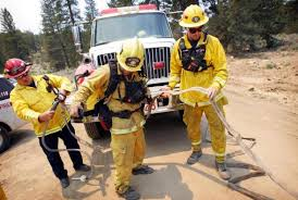 Wildfires Protective Gel Used By Firefighters Available To