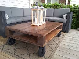 Pallet Coffee Tables Project after project of amazing home decor items made  from pallets Kansas City s own Diva of DIY Coffee table made from
