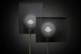 the lighting collection. By Expanding The Textural Surface Around Light Source, Is Dampened And Diffused Focus Lighting Collection