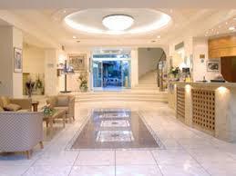 Palmyra Hotel Reception Area