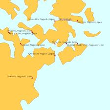 Ohunakosi Nagasaki Japan Tide Chart