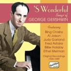 S'wonderful: Songs of George Gershwin