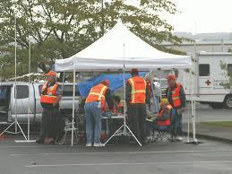 Amateur radio emergency communication training