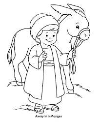 Children Coloring Pages Bible The Art Jinni