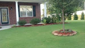 Incredible Simple Landscapes For Front Yards Landscaping Ideas For Front  Yard Ranch House With A Front Porch