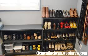 shoe organizer furniture. Use Old Book Shelves For Storing Shoes. Paint Them The Same Color Uniformity. Shoe Organizer Furniture S