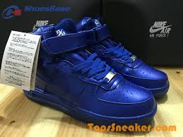 nike shoes air force blue. to buy disocunt nike air force 1 high all blue mens sport shoes larger image nike c