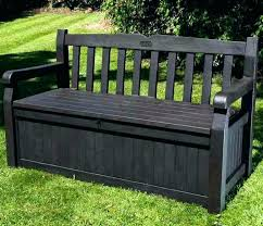 outdoor wicker storage bench most surprising resin that can spark ideas for anyone everglades