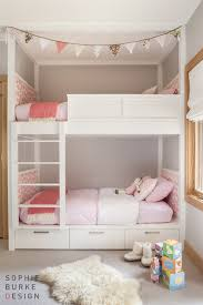 girls white bunk beds.  Beds Lacquered Bunk Beds Inside Girls White L