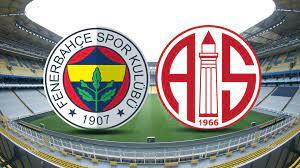 Fenerbahçe Antalyaspor maçı hangi kanalda? 2020 FB Antalya hazırlık maçı ne  zaman, saat kaçta?