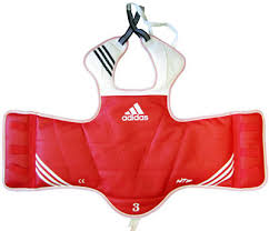 Adidas Chest Protector Sizing Chart Adidas Wtf Reversible Chest Guard On Sale 55 95