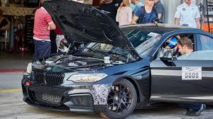 BMW Convertible bmw m235i race car : 2016 BMW M235i Racing / Racing Cup spied up close