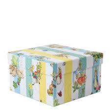 peter rabbit striped um gift box