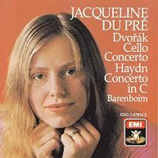 Dvorák/<b>Haydn</b> - Cello Concertos by <b>Jacqueline Du</b> Pré/Chicago ...