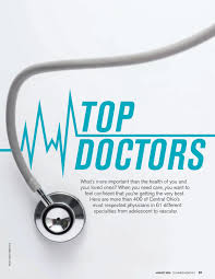 top doctors by fergus media issuu columbus monthly 2016 top doctors in central ohio