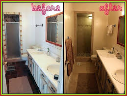 bathroom remodel pictures before and after. 1950s Bathroom Remodel Before And After Best Fantastic . Pictures
