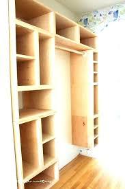 built in closet organizers building closet organizer plans closet shelves closet organizers diy closet organizer with
