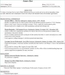 Resume Sample For College Student Igniteresumes Com