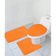 orange bath cute target
