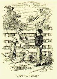 best reading book tom sawyer images mark twain  the adventures of tom sawyer essay mrsswansonsclass the adventures of tom sawyer