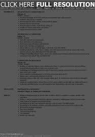 Carpenter Resume Skills Resume Work Template