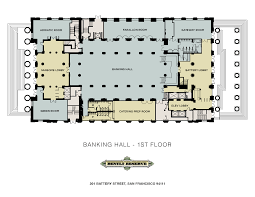 banking hall first floor