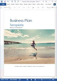 business plan word templates business plan templates 40 page ms word 10 free excel spreadsheets