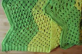 Ripple Afghan Pattern Free Adorable Little Shell Ripple Afghan Afghans Crocheted My Patterns