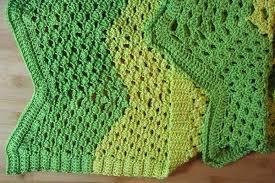 Crochet Ripple Afghan Pattern Fascinating Little Shell Ripple Afghan Afghans Crocheted My Patterns